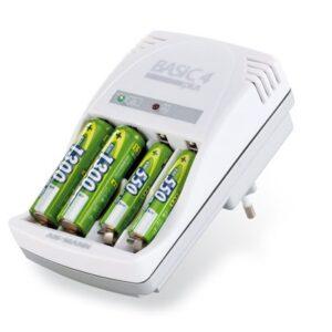 Punjač baterija Ansmann Basic 4 +