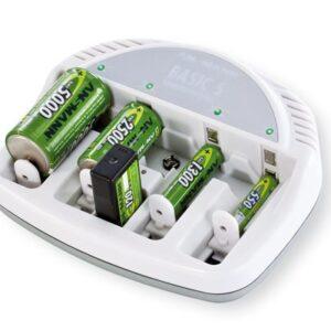 Punjač baterija Ansmann Basic 5 +