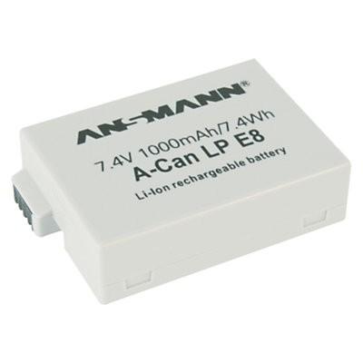 Baterija za Canon LP-E8 Li-Ion - ANSMANN