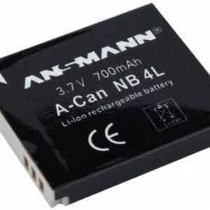 Canon NB 4 L Li-Ion baterija