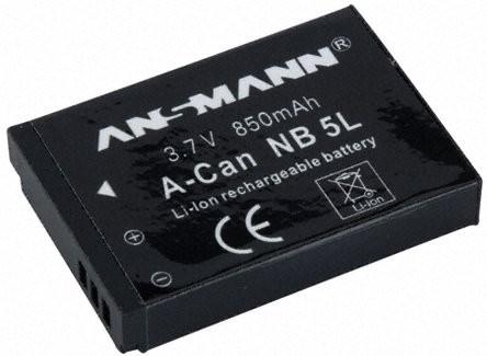 Baterija za Canon NB 5 L Li-Ion - ANSMANN