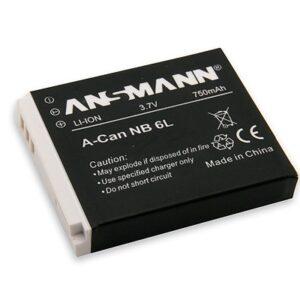 Canon NB 6 L Li-Ion baterija