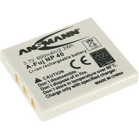 Baterija za Fuji NP 40 Li-Ion - ANSMANN
