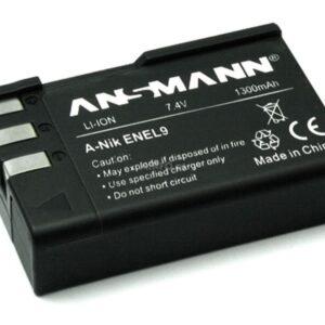 Nikon EN EL 9 Li-Ion baterija