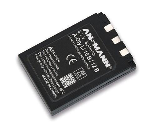 Baterija za Olympus fotoaparate LI 10B/12 B Li-Ion - ANSMANN