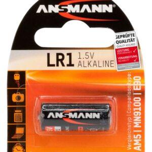 LR1 1.5 V Alkalna baterija - Ansmann