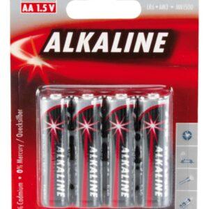 Alkalna baterija RED LR06 AA 1.5 V (4 kom.) - Ansmann