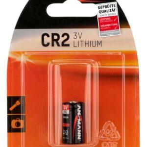 Litijska baterija CR2 3V Foto - Ansmann