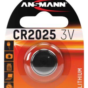 CR 2025 3V Litijska baterja - Ansmann