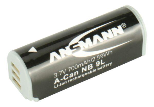 Baterija za Canon NB-9L Li-Ion - ANSMANN