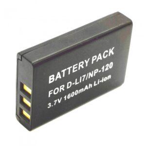 Pentax D Li 7 Li-Ion baterija - Ansmann