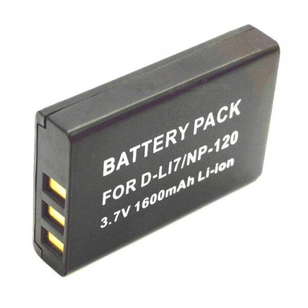 Baterija Li-Ion D Li 7 za Pentax fotoaparate - ANSMANN