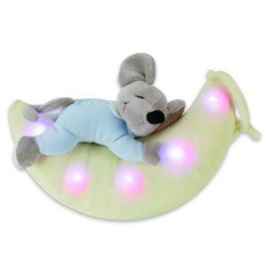 Noća svjetiljka za uspavljivanje - Miš na mjesecun