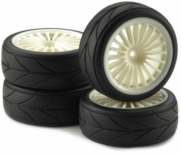 Set guma i felgi s 20 krakova - Ansmann Racing