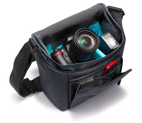 Torba za SLR fotoaparat Golla GARNER BLACK