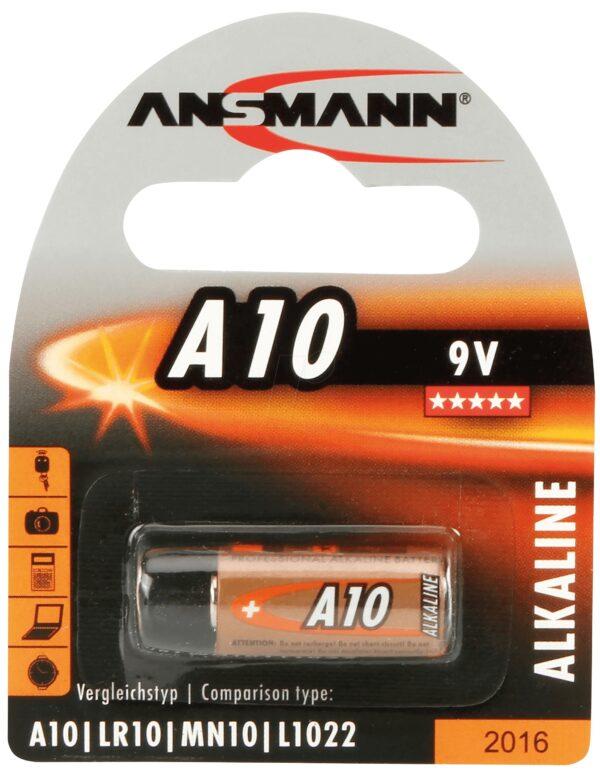 Alkalna baterija A10 9V - ANSMANN