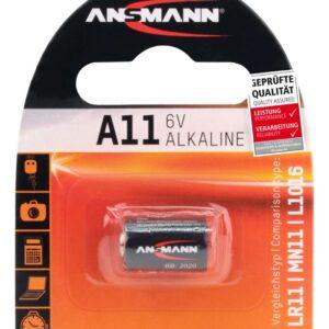 A11 6V alkalna baterija - Ansmann