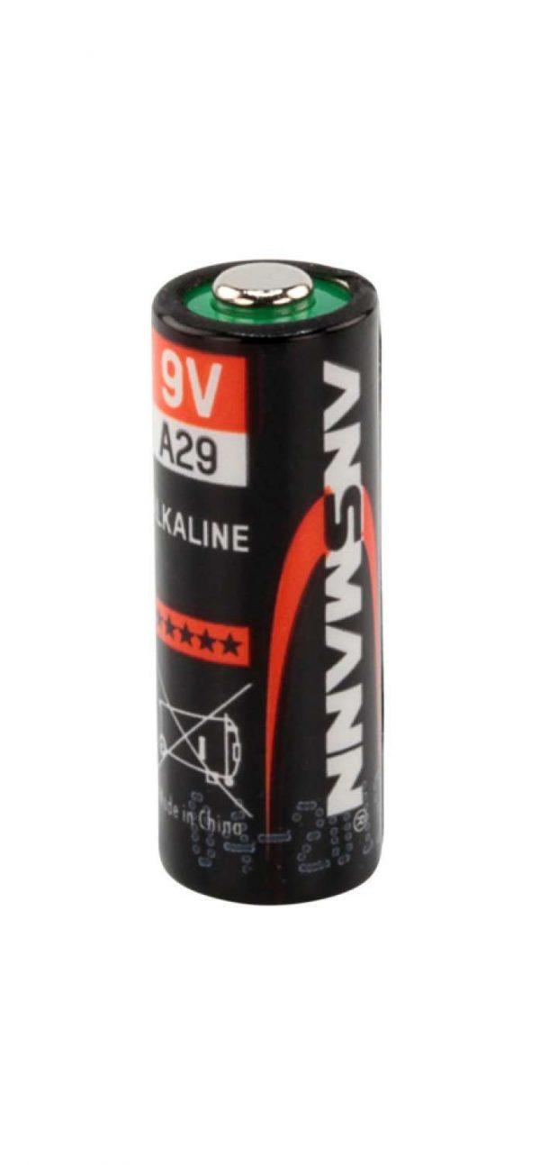 A29 9V alkalna baterija - Ansmann