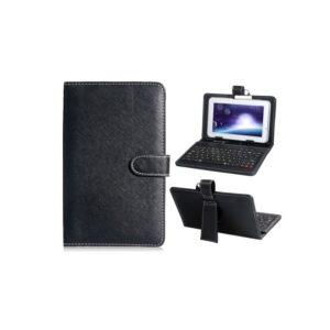 "Tablet 7"" Book Etui s tipkovnicom"