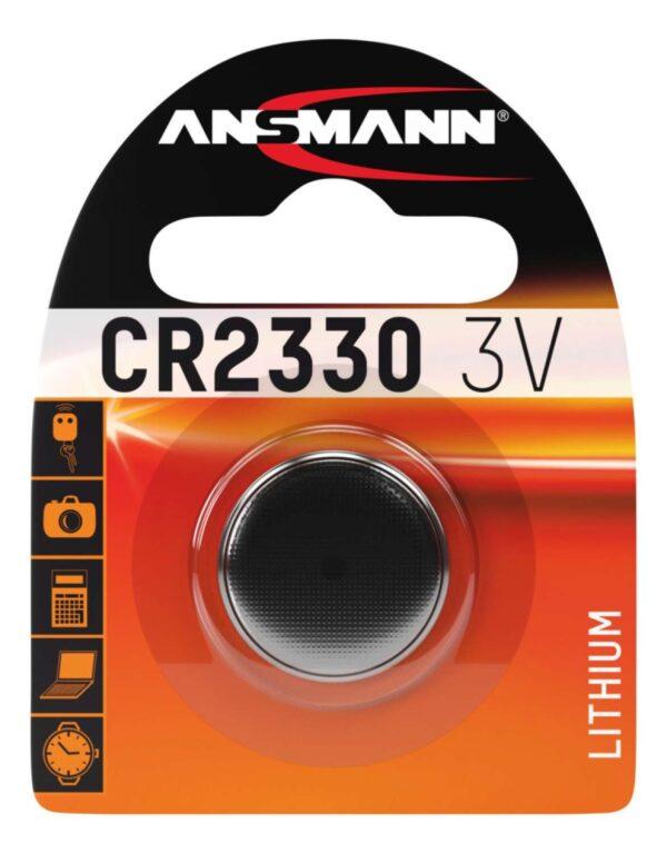 Litijska baterija CR 2330 3V - ANSMANN