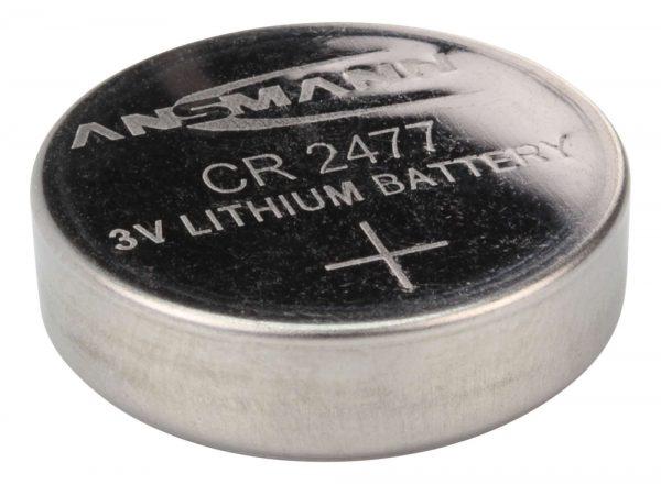 CR 2477 3V Litijska baterija - Ansmann