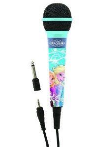 Disney FROZEN karaoke mikrofon