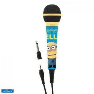 Despicable me MINIONS karaoke mikrofon