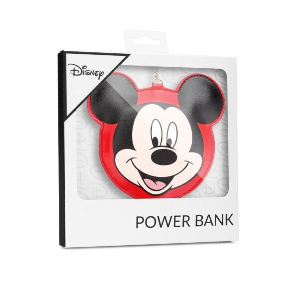 Power Bank s licenceom Mickey Mouse 001 2200 mAh
