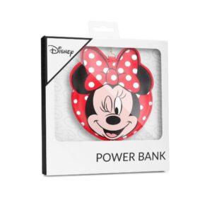 Power Bank s licencom Minnie Mouse 012 2200 mAh