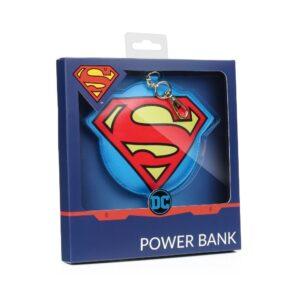 Power Bank s licencom Superman 001 2200 mAh