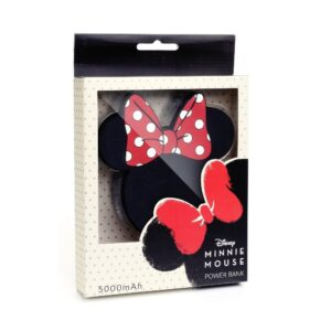 Power Bank slicencom Disney MINNIE 3D CLASSIC - 5000 mAh