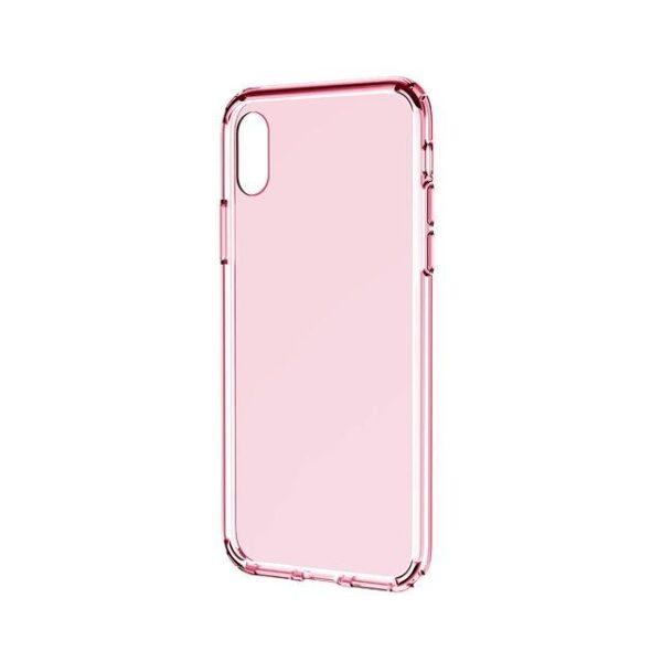 Samsung J5 Silikonska zaštitna maskica Ultra - Slim 0,3 - prozirno roza