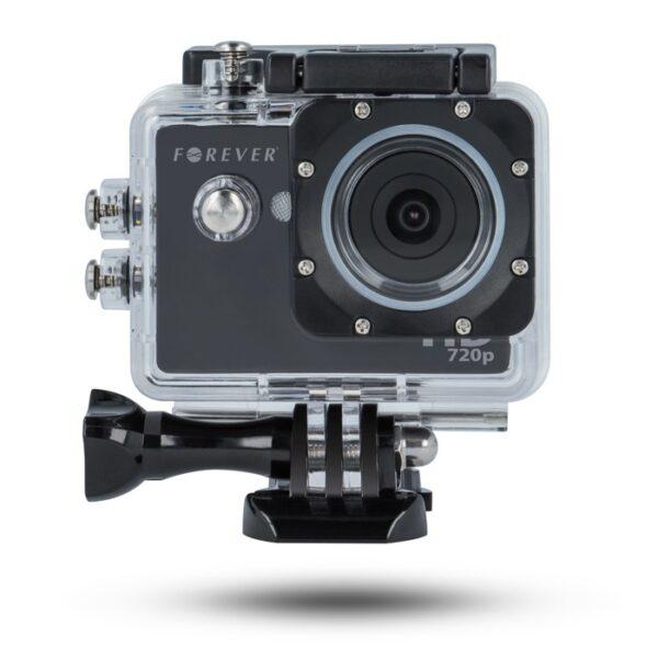 Akcijska sportska HD kamera SC-100 - FOREVER