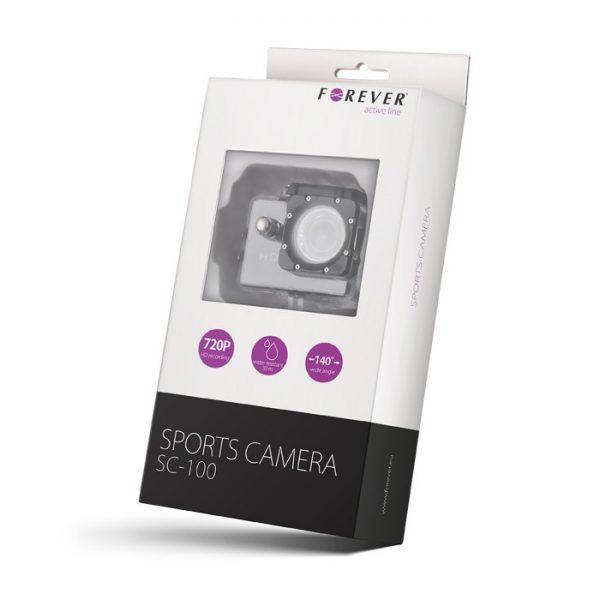 Akcijska sportska kamera HD FOREVER SC-100