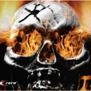 Gaming podloga za miš ( skull ) - X-ZERO