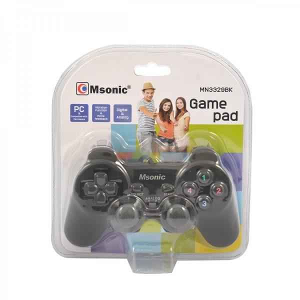Gamepad ( crni ) - MSONIC