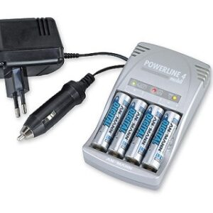 Punjač baterija Ansmann Powerline 4