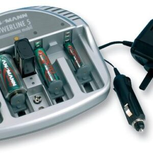 Punjač baterija Ansmann Powerline 5