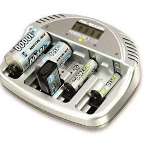 Punjač baterija Ansmann Powerline 5 LCD