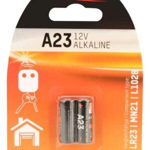 A23 12V (2 kom.) Alkalna baterija Ansmann