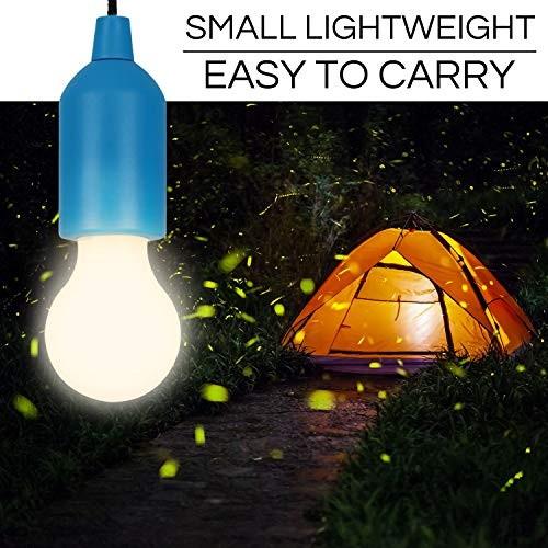 LED svjetlo PULL LIGHT PL1W (PLAVO) - HyCell by ANSMANN