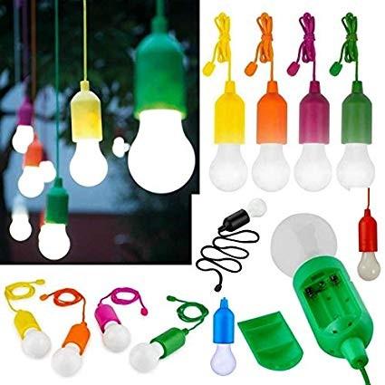LED svjetlo PULL LIGHT PL1W (CRVENO) - HyCell by ANSMANN