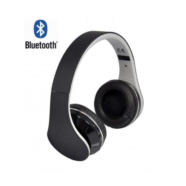 Bluetooth Naglavne Slušalice PULSAR - Rebeltec