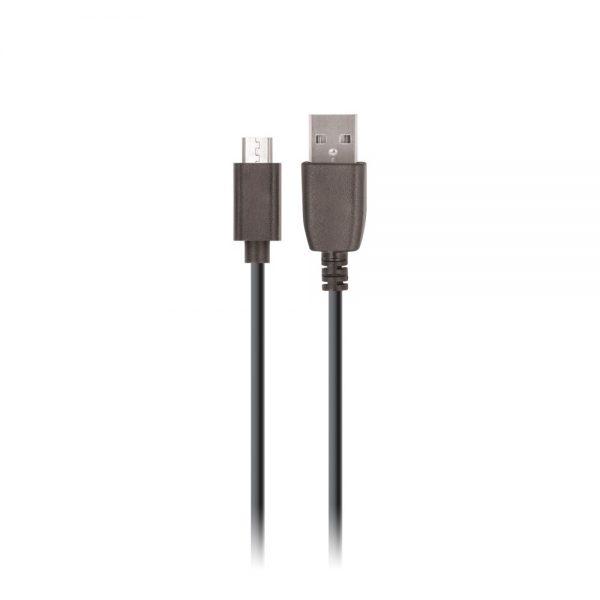 Micro-USB kabel 2A (1m) Crni - SETTY