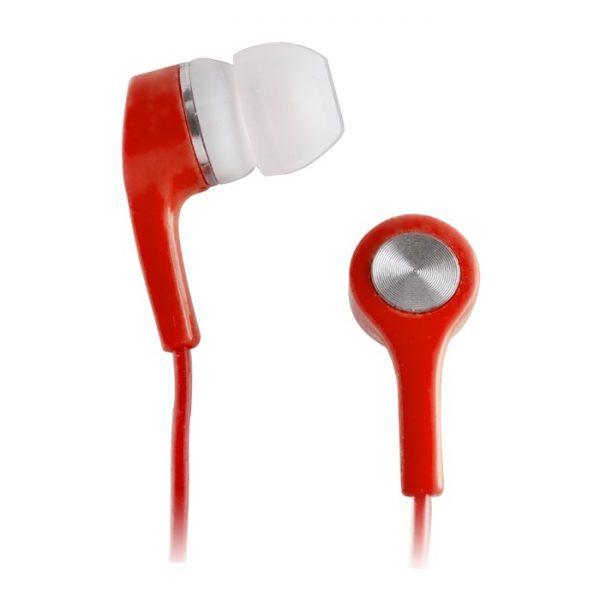 In-ear slušalice, Crvene - SETTY