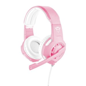 Gaming slušalice s mikrofonom GXT 310P RADIUS (roze) - TRUST