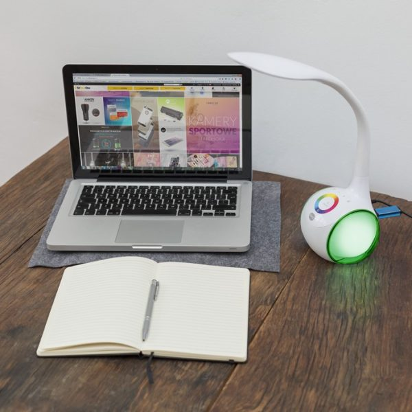 Bluetooth zvučnik + LED lampa - FOREVER