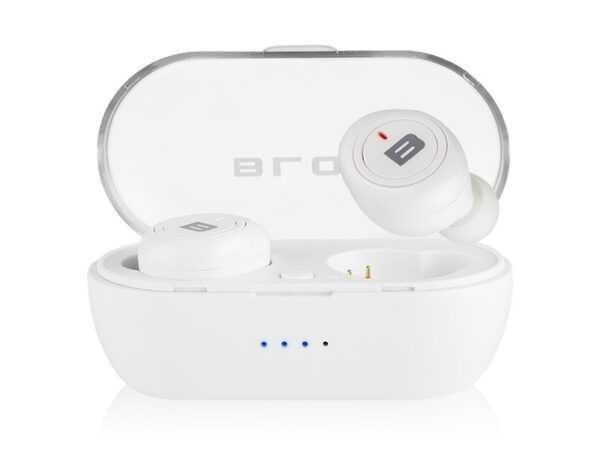 Bluetooth slušalice BTE100 WHITE