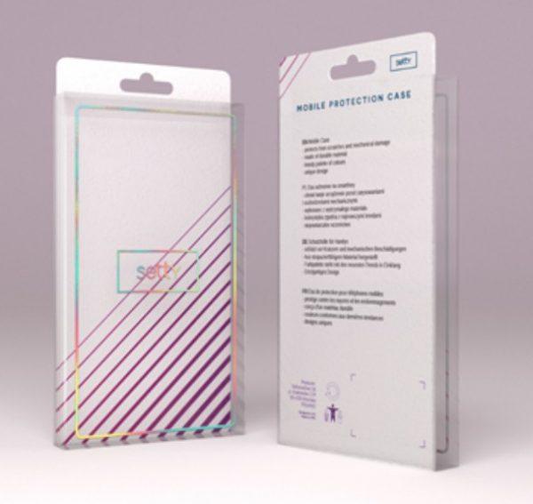Huawei P SMART 2019 TPU case 1mm - (prozirni)
