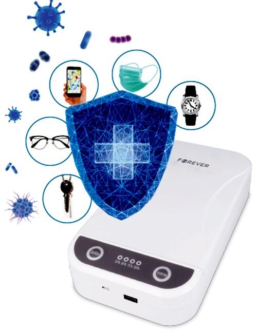 UV Sterilizator i aromatizator za stvari i uređaje - FOREVER